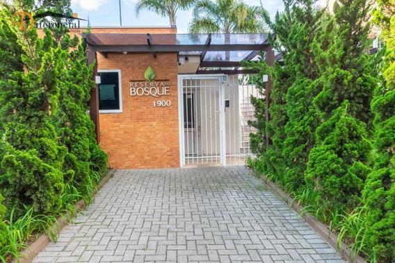 Apartamento Com 3 Dormitórios À Venda, 64 M² Por R$ 355.000,00 - Campo Comprido - Curitiba/pr - Ap0729