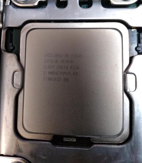 Upgrade 2º Processador Xeon E5504 + Dissipador Hp Ml150 G6