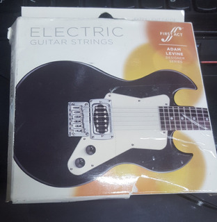 First Act Electric Guitar Strings Adam Levine .009-.042