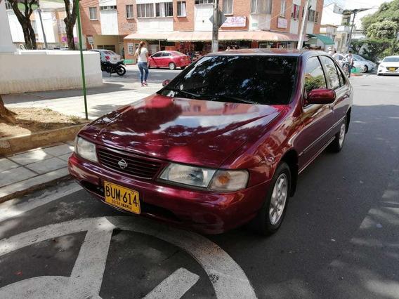 Nissan Sentra B14 - 1995 - Vendo - Financio -permuto