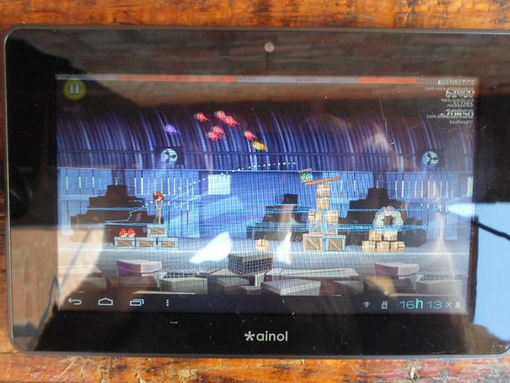 Tablet Ainol Novo 7 Advanced Ii Wi-fi 8 Gb Leia O Anuncio