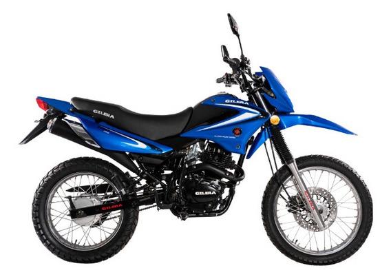 Gilera Sahel 150 Ciudad Moto Retira Ya Solo Con Dni