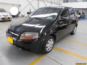 Chevrolet Aveo Mt 1400 Cc
