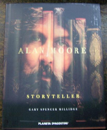 Imagen 1 de 6 de Alan Moore * Storyteller * Gary Spencer Millidge * Planeta