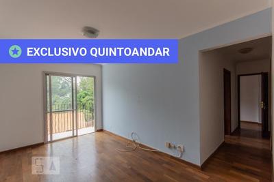Apartamento No 3º Andar Com 2 Dormitórios E 1 Garagem - Id: 892892620 - 192620