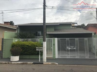 Casa Residencial À Venda, Jardim Tapajós, Atibaia. - Ca3308