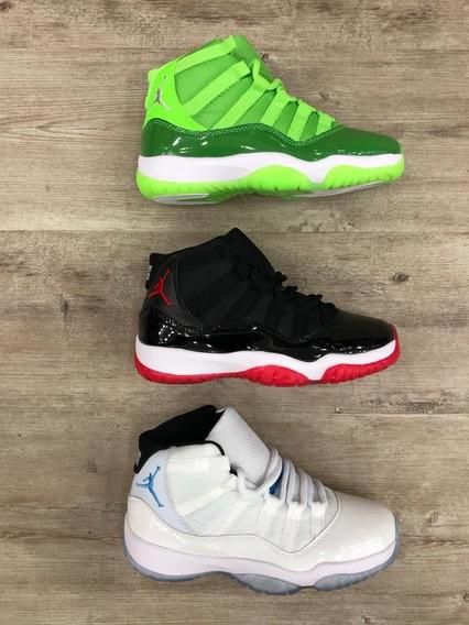 Nike * Air Jordan 11 * Importados * Made In Vietnam * Damas