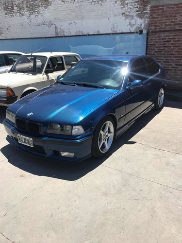 Bmw Serie 3 2.5 323 Compact Ti Sportive 1999