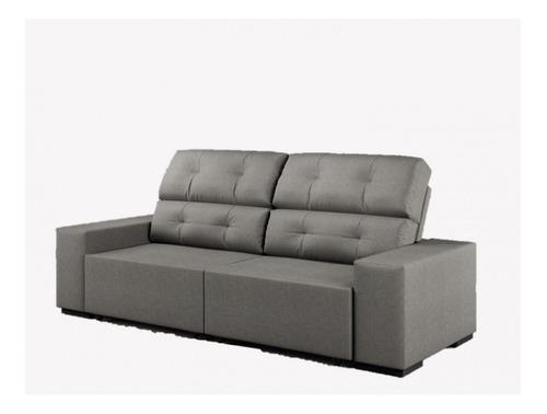 Sofa 2 Cuerpos Tela Nuevo Juego De Living Modelo Logan