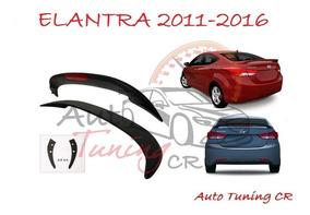 Coleta Spoiler Tapa Baul Hyundai Elantra 2011-2016