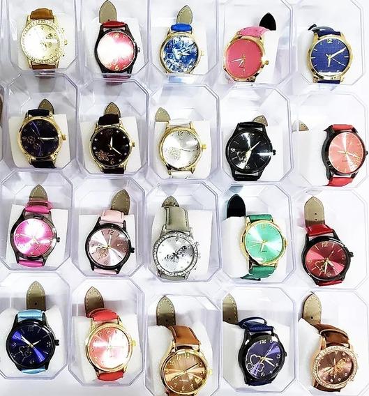 Relógios Femininos C/ Acessórios