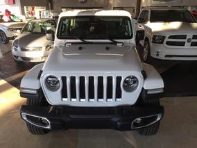 Jeep Wrangler Unlimited Sahara 3.6l 4x4 At 2019