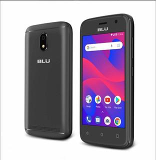 Blu C4 Liberado Dual Sim Androide 8.1 Con Whatsapp