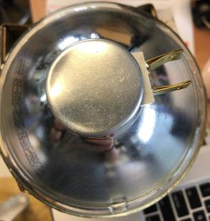 Lampara Sealed Beam 200par46 3nsp 200w 120v Ge Winners
