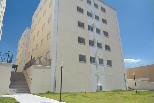 Apartamento Em Vila Miranda, Itaquaquecetuba/sp De 50m² 3 Quartos À Venda Por R$ 224.100,00 - Ap618977