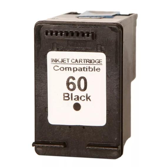 Cartucho 60 Preto Xl Compatível