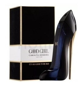 Perfume Ch Carolina Herrera Good Girl Original 80 Ml