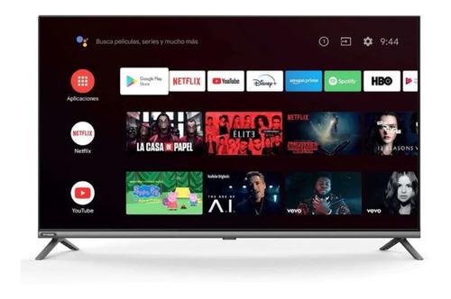 Imagen 1 de 2 de Tv 58 Pulgadas Hyundai Smart Tv Uhd 4k Hyled5806a4km Led