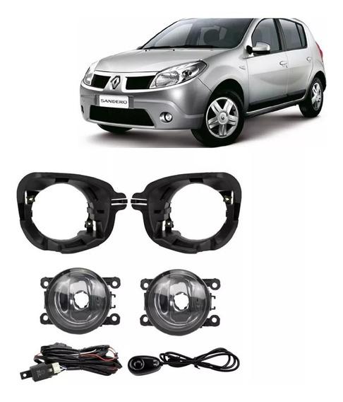 Kit Farol Milha Toyota Etios Hatch Sedan 2012/3/4/5 Full