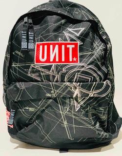 Mochila Unit Backpack Negra