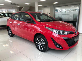 Toyota Yaris S 5p Manual 0km Conc Prana