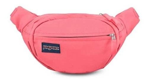 Riñonera Jansport Fifth Avenue Strawberry Pink 2.5 Lts