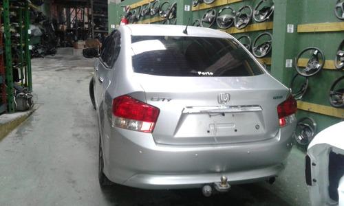 Sucata Honda City 1.5 16v Ano 2010 Só Para Retirada De Peças