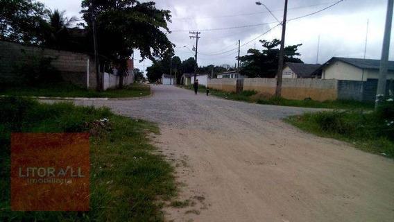 Terreno À Venda, 313 M² Por R$ 39.000 - Chácara Santa Clara - Itariri/sp - Te0335