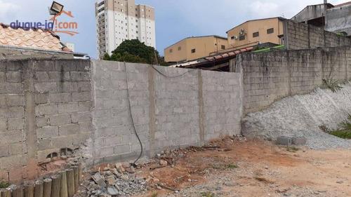 Imagem 1 de 3 de Terreno Para Alugar, 1000 M² Por R$ 5.900,00/mês - Jardim Satélite - São José Dos Campos/sp - Te0958