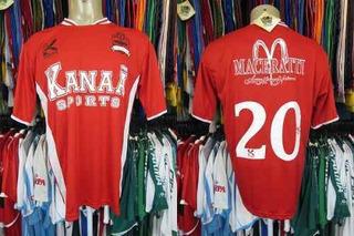 São José Dos Pinhais Camisa Titular Tamanho G Número 20.