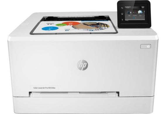 Impressora Hp Color Laserjet Pro M254dw