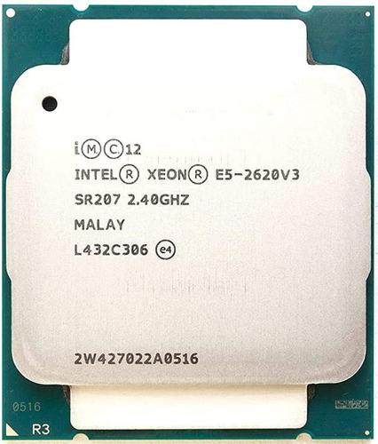 Processador Intel Xeon E5-2620 V3 2.4ghz 6 Núcleos Lga 2011