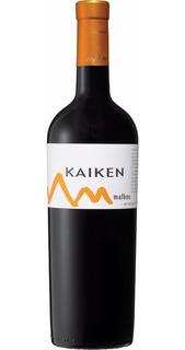 Vino Kaiken Malbec Reserva X750cc