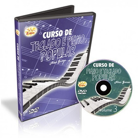 Curso De Teclado E Piano Vol 3