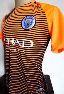 Camisa Nike Manchester City 16/17