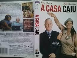 Dvd A Casa Caiu , Com Steve Martin Queen Latifah