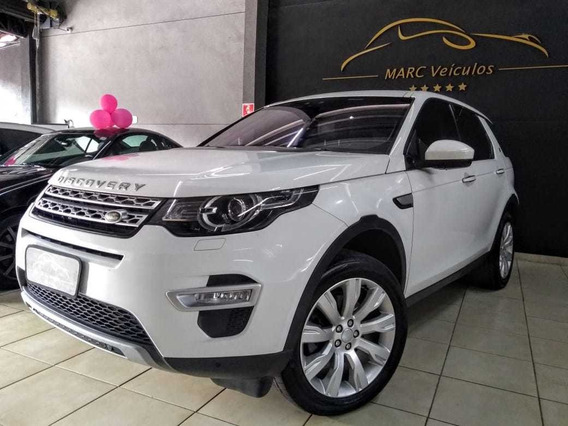 L. Rover Discovery Sport 2.2 Sd4 Luxury 4wd