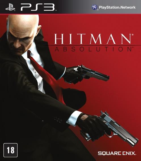 Hitman Absolution - Playstation 3 - Instale Já