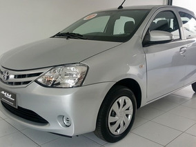 Toyota Etios 1.3 16v X 5p 2017