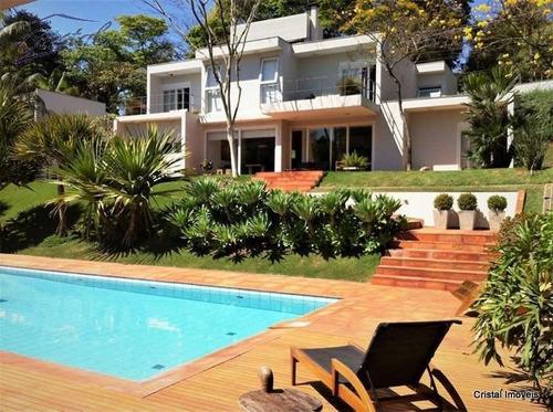 Imagem 1 de 30 de Casa Para Venda, 3 Dormitórios, Granja Viana - Cotia - 24009
