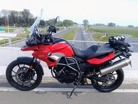Vendo/permuto Bmw F700 Gs Full (800cm3)- No Kawasaki Honda
