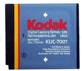 Bateria Klic-7001 Camera Kodak M763 V550 V570 V610 V705