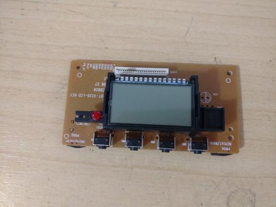 Placa Display Bt-9228-lcd Key Pcb828 Rev:1.1 - Nova