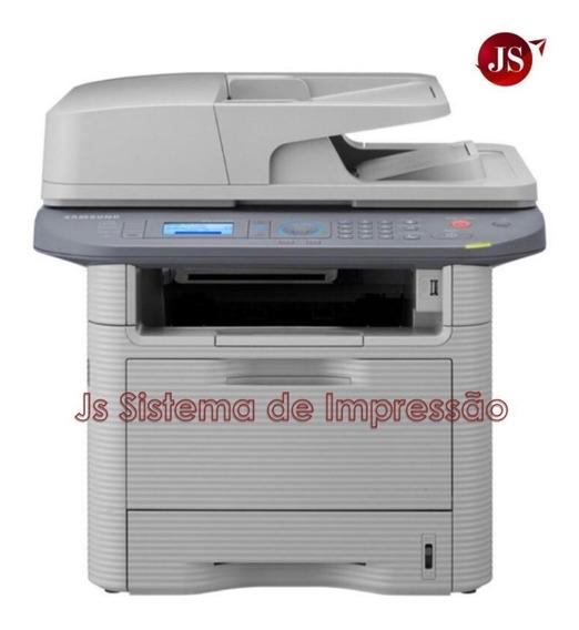 Multifuncional Laser Samsung Scx-5637fr Seminova Completa