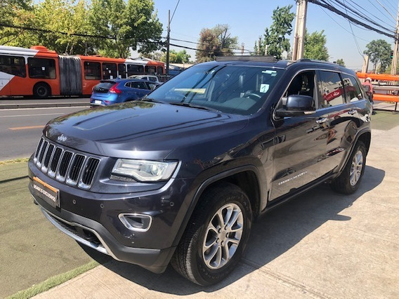 Jeep Grand Cherokee 3.6 Aut Full