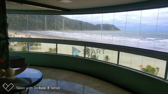 Apartamento Canto Do Forte 3 Suítes Frente Mar - Ap6150