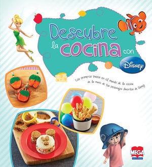 Imagen 1 de 1 de Descubre La Cocina Con Disney