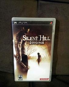 Silent Hill Origins Psp Americano