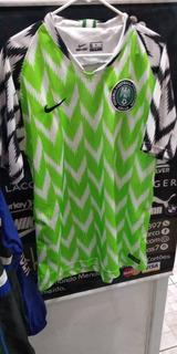 Camisa De Time Nigéria