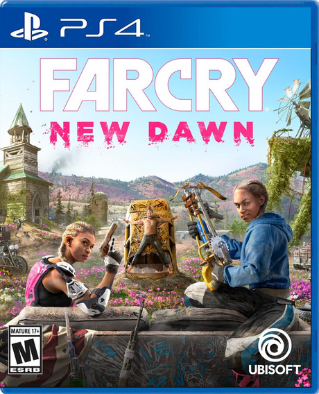 Far Cry New Dawn Ps4 Nuevo